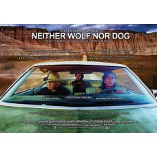 Neither Wolf Nor Dog Poster UK Landscape version