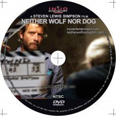Neither Wolf Nor Dog Extra Features disc only